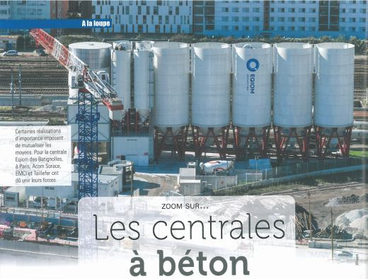 Article beton magazine n 70 mai juin 2017