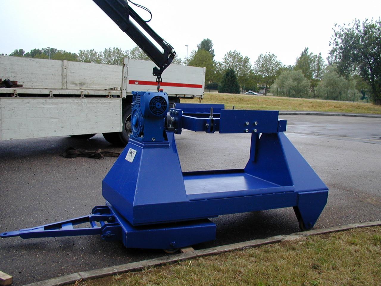 Chariot de rotation automatisé